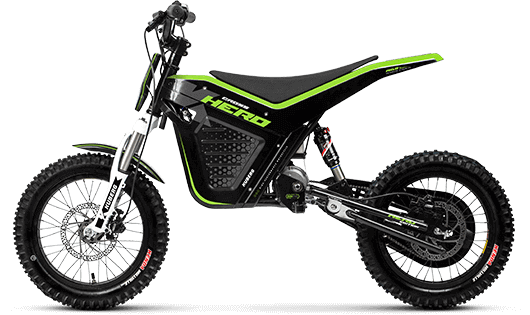 KUBERG Hero Edition | Young Rider Series - Amplified