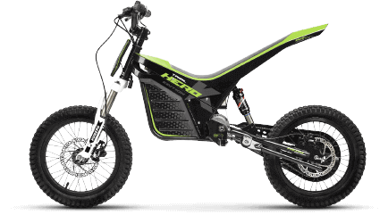 Kuberg Young Rider Trial Hero Edition