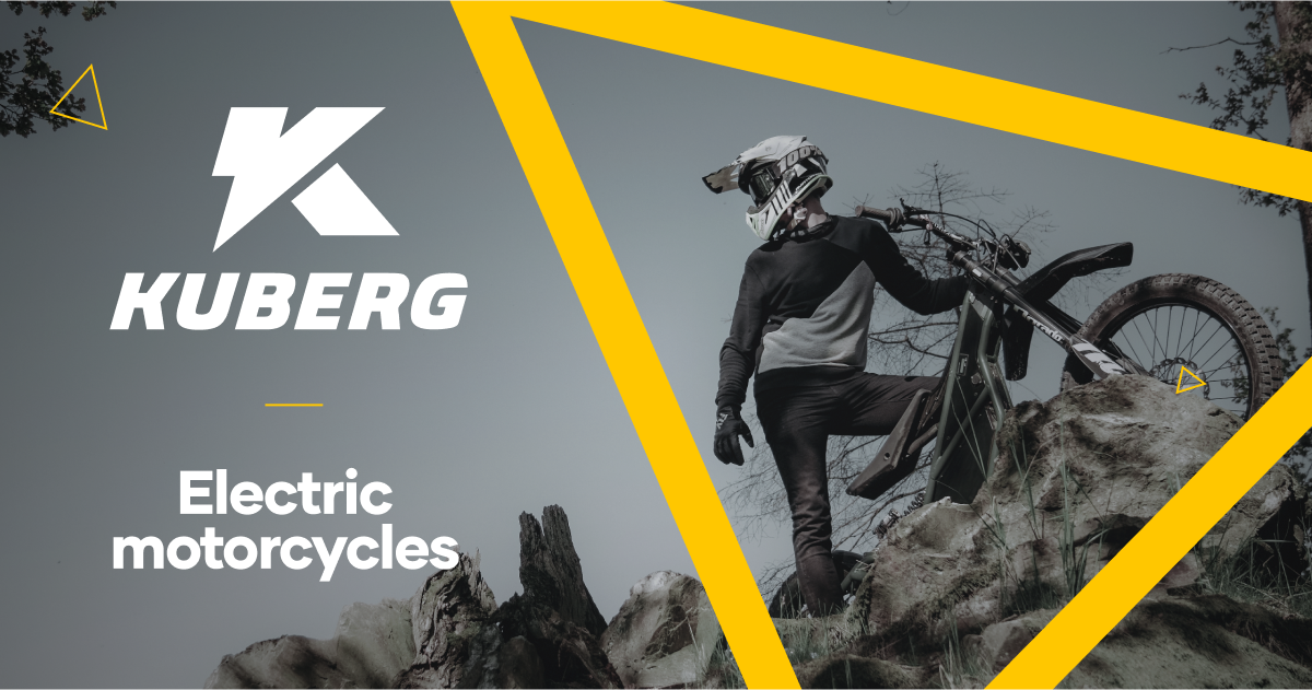 Kuberg Cutting Edge Electric Motorcycles Official Site